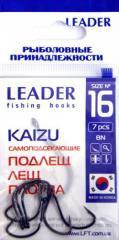 Крючок Leader Крючок Leader ФИДЕР KAIZU №6