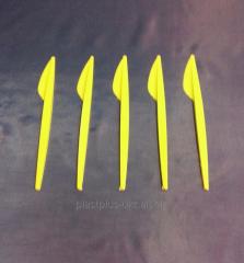 Нож одноразовый цветной(100шт)