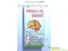 Sedative preparation Ghan Vati Unjha