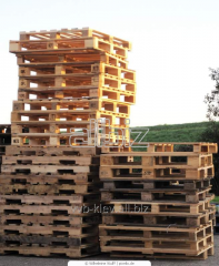 Cargo pallets, pallets