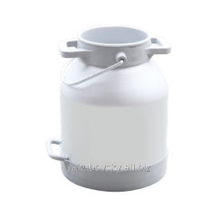 Milking bucket aluminum 20 l.