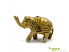 Support Under Aromas the Elephant Bronze of