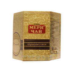 Black Indian high-quality Assam tea 100grm., Meri