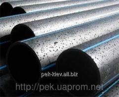 Труба полиэтиленовая водопроводная ПЭ100 SDR 17