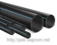 Pipe polyethylene water 25х2,0 pressure of 6 atm