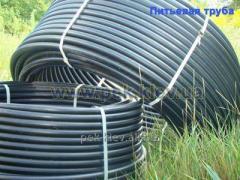 Труба полиэтиленовая водопроводная ПЭ100 SDR17 32