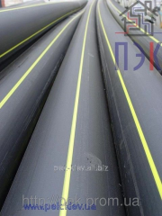 Трубы газовые из полиэтилена марки ПЭ-80 d=20 мм