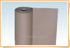 Cardboard for protection of floor, painting