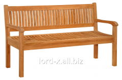Bench from a tic