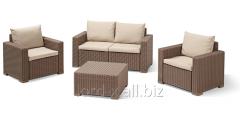 Комплект мебели для улицы California