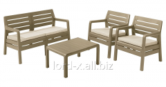 Set of furniture for Delano Lounge Set Street