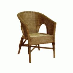 """Wicker chair from a rattan """"Summer garden"""