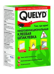 Multipurpose glue QUELYD hard putty