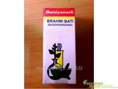 Ayurvedic preparation Brahmi Bati Budhivardhak,