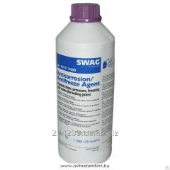 Охлаждающая жидкость антифриз Swag лиловый
