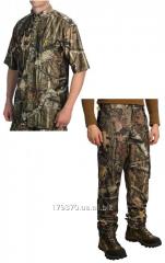 Костюм для охоты и рыбалки летний Browning Wasatch Mesh Lite