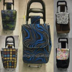 Кравчучка, сумка хозяйственная, тележка. Доставка