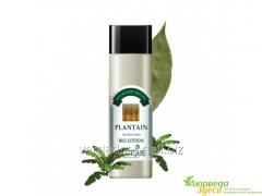 Anti-aging cream after shaving of Bio Plantain