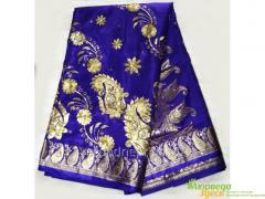 Classical sari of Queen Saree-6
