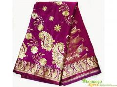 Classical sari of Queen Saree-4