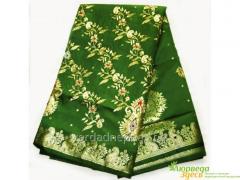Classical sari of Queen Saree-5