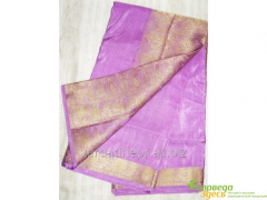 Calmness sari violaceous