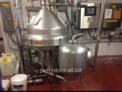 B/c the milk Separator ALFA LAVAL # 20549