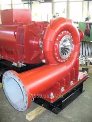 Francis's hydraulic turbine