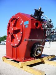Pelton's hydraulic turbine