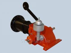 Hydraulic turbine of Mikrokross of 5-35 kW