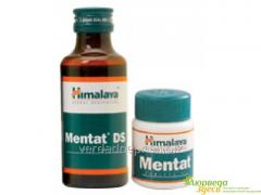 Sedative preparation Mentat Himalaya