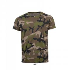 SOL'S CAMO MEN t-shirt - 01188