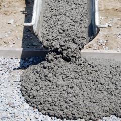 Concrete commodity