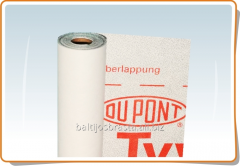 Superdiffusive membrane of TYVEK, subroofing film