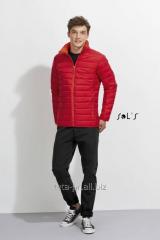 Easy down-padded coat for men of SOL'S RIDE