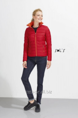 Easy down-padded coat for women of SOL'S RIDE