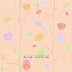 Wall-paper paper (simplex)/song / Artikul:1246