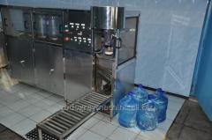 Monoblock for pouring butilyovano ї drive QGF-120