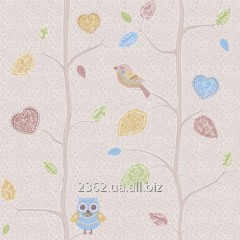 Wall-paper paper (simplex)/Dnipropetrovsk/song /