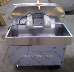 Напівавтомат для миття бутилок XP-4