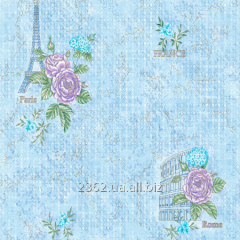 Wall-paper paper (simplex)/Europe / Artikul:1068