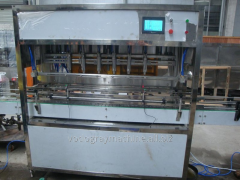 Automatic machine to pouring tekhn_chny r_din