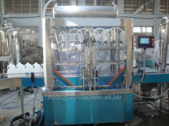 Automatic machine to AGF-12 milk pouring