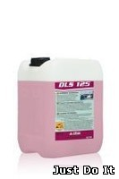 Active foam for sinks of Dls 125 25 of kg