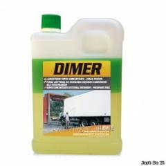 Active foam for kg Dimer 2 sinks