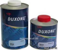 DX-40 Varnish acrylic MS 1 of l