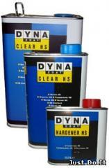 Varnish of DYNA CLEAR HS 1000 5L (set)