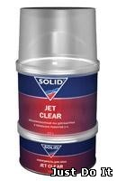 Varnish of JET CLEAR 2+1 (7,5l)