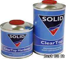 Varnish of TOP CLEAR MS 2+1 (4,5l)