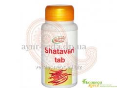 Препарат для женщин Шри Ганга, Shatavari, Shri
